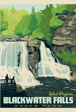 Anderson Design Group Blackwater Falls 8x10 Print