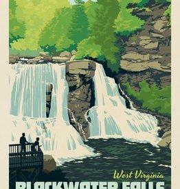 Anderson Design Group Blackwater Falls 8x10 Print