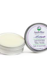 Annie Mac WG&S Annie Mac WG&S Lavender Tea Tree Beard & Body Balm