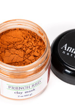 Annie Mac WG&S French Red Clay Mask Small