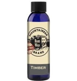 Mountaineer Brand Beard Wash Timber