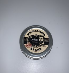 Mountaineer Brand Lip Gunk Licorice