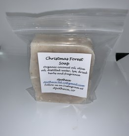 Apotheca Apotheca Soap Christmas Forest