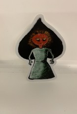 Loving WV Flatwoods Monster Sticker