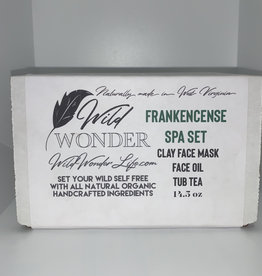 Wild Wonder Frankincense Spa Set