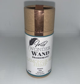 Wild Wonder Lemongrass Hemp Deodorant