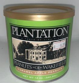 Plantation Peanuts of Wakefield Plantation Peanuts 12 oz.  Caramel Apple
