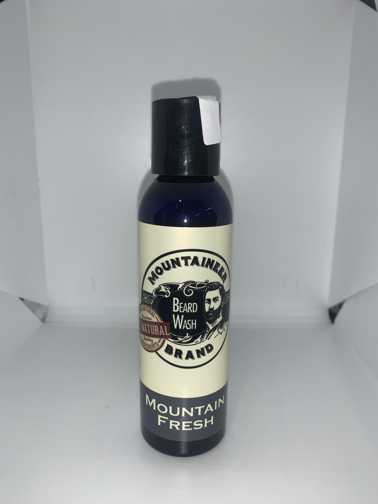 Mountaineer Brand Beard Wash Mt. Fresh
