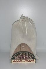 Wildwood Apple or Peach Crisp Mix bag