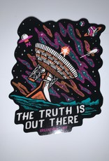 Loving WV Holo Truth Is Out There Sticker