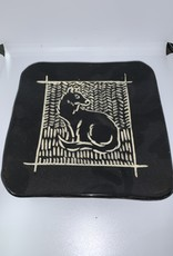 Nanette Square Fox dish