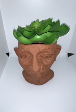 Nanette Head Planters Large