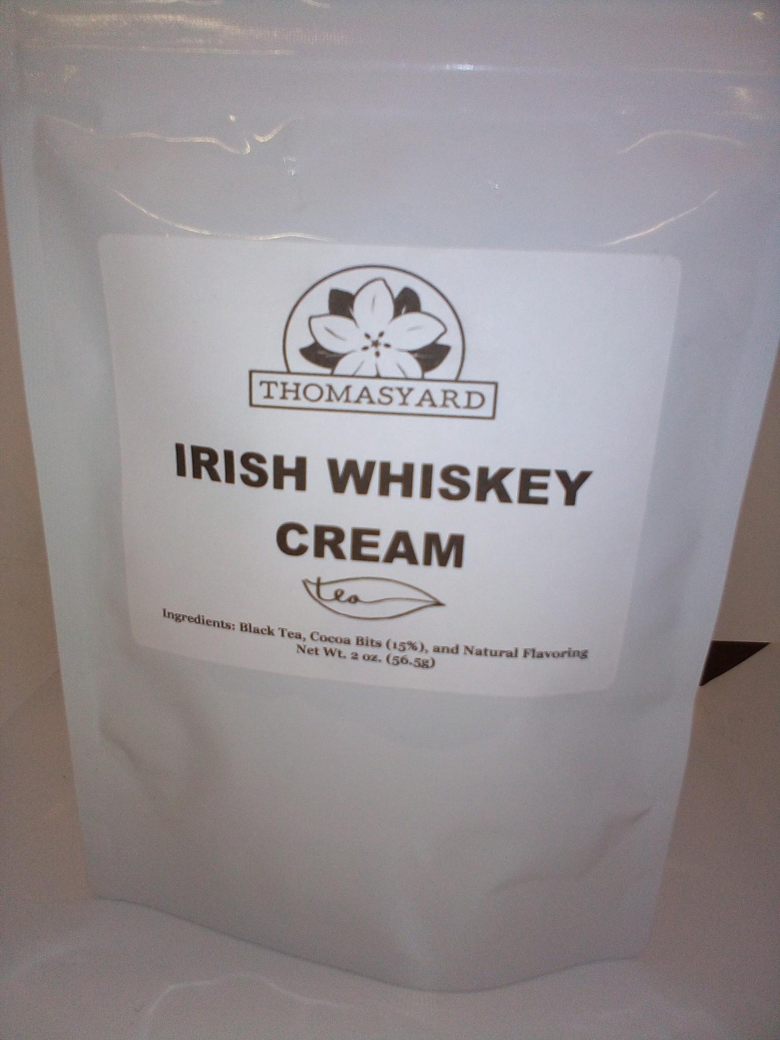 Larkin Irish Whiskey Tea