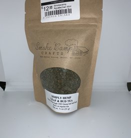Smoke Camp Smokecamp Appalachian Mint HEMP Blend Tea