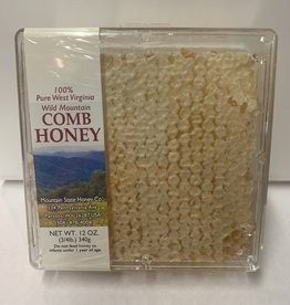Mountain State Honey Company Mtn State Honey 4x4 Honeycomb Box