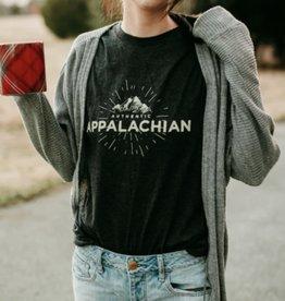 Loving WV Authentic Appalachian Tee Sm