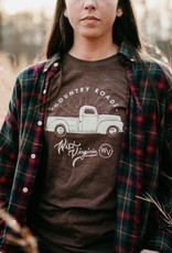 Loving WV Country Roads Truck Tee Md