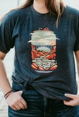 Loving WV New River Gorge Beer Tee Sm