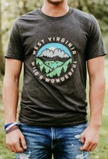 Loving WV Seneca Scenery Tee Md