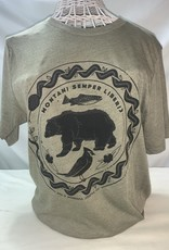 Wild & Wonderful Lifestyle Company WV Mountain Semper Bear Tee Md