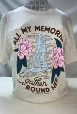 Wild & Wonderful Lifestyle Company All My Memories Tee Sm