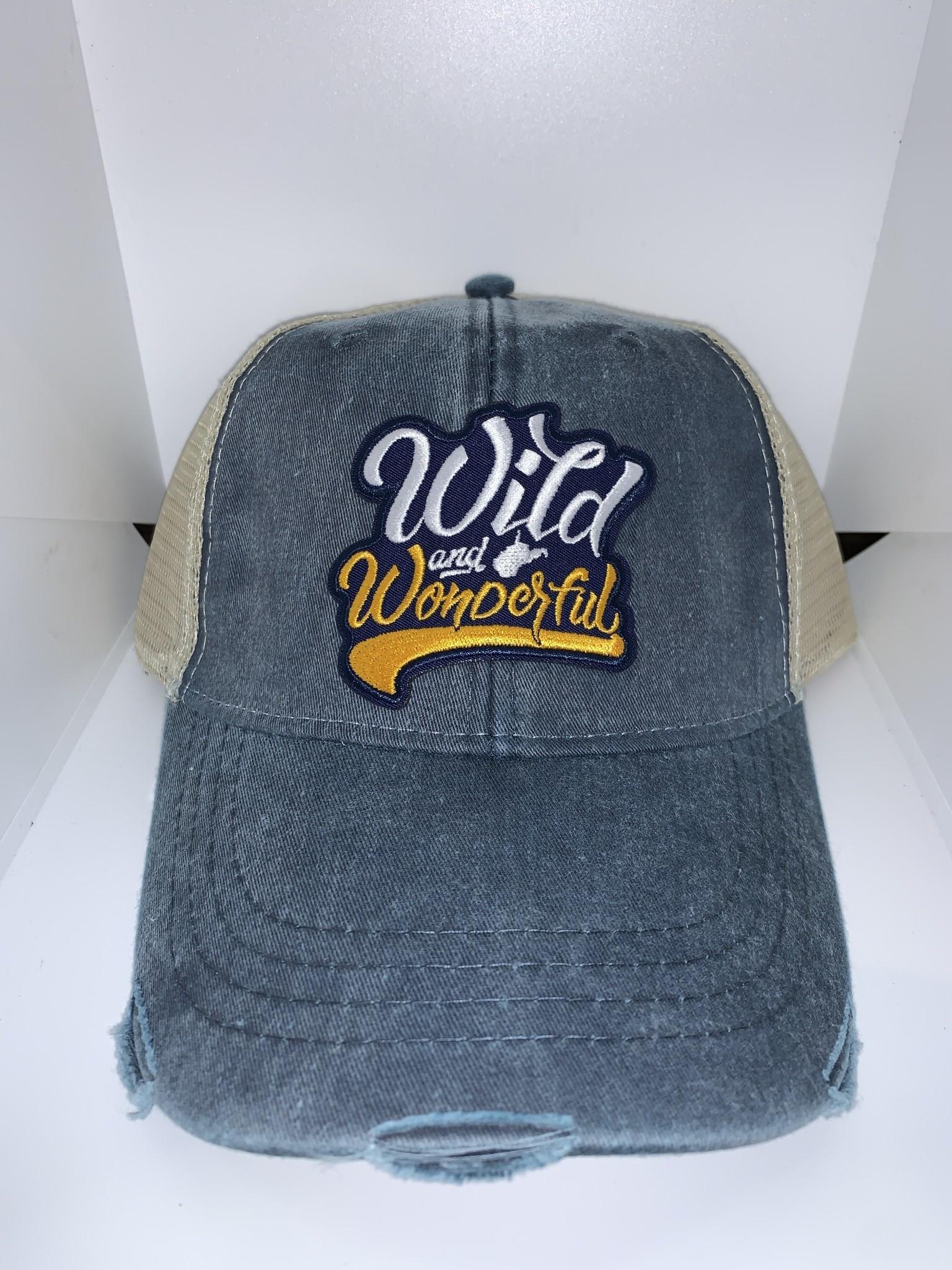 Loving WV Wild & Wonderful Patch Hat