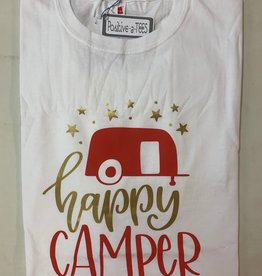 Positive-a-tees Positive-a-tees Happy Camper Md