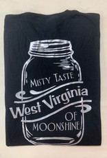 Positive-a-tees Positive-a-tees Men's Moonshine LS Sm