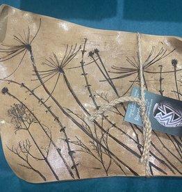 Randy Selbe Artisan Randy Selbe Herb Imprint Tray