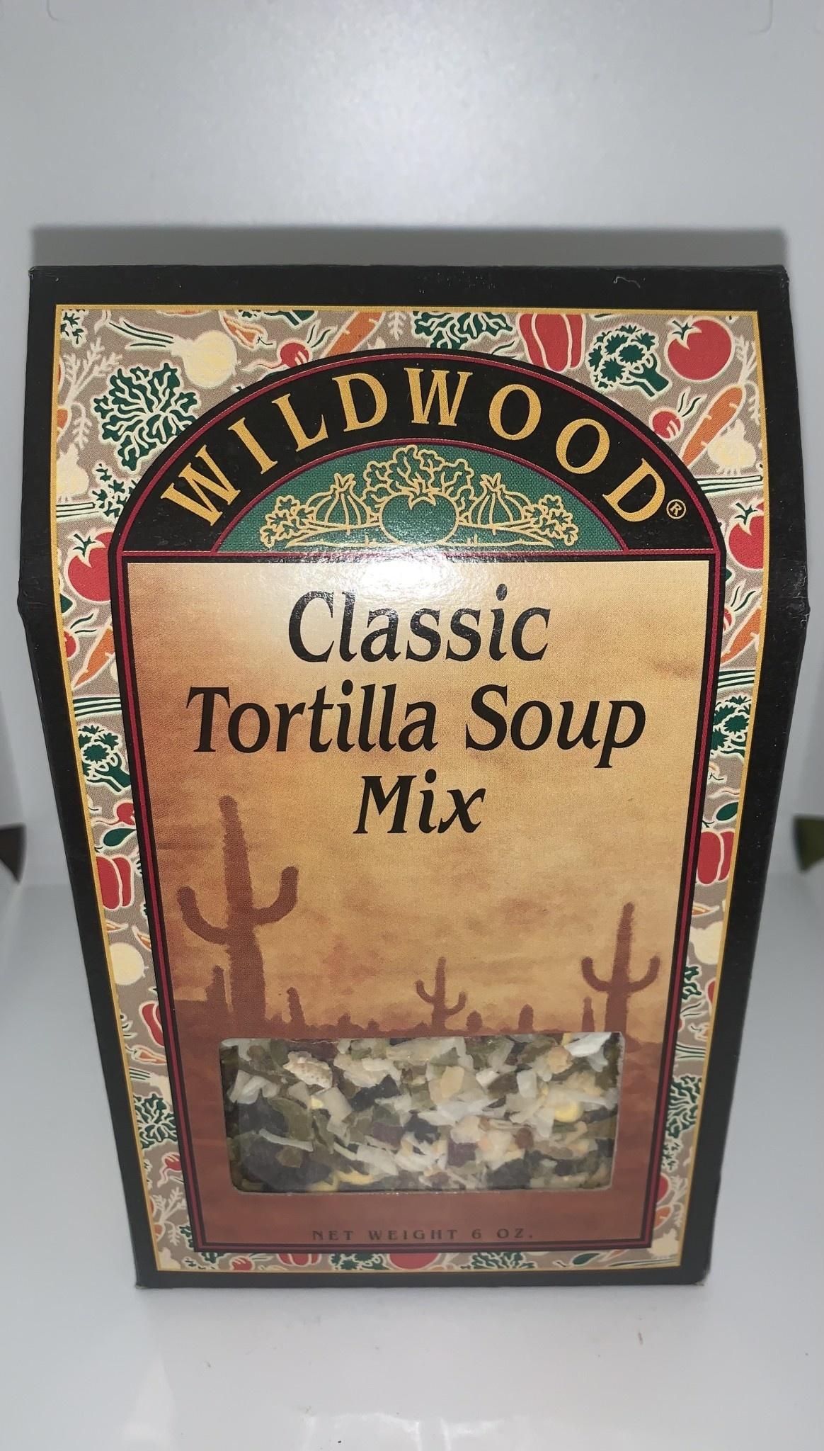 Wildwood Classic Tortilla Soup Mix