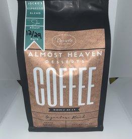 Almost Heaven Desserts Almost Heaven Jocko's Espresso Blend Coffee