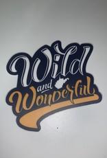 Loving WV Wild & Wonderful Sticker