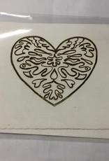 Davisyard Heart Cards
