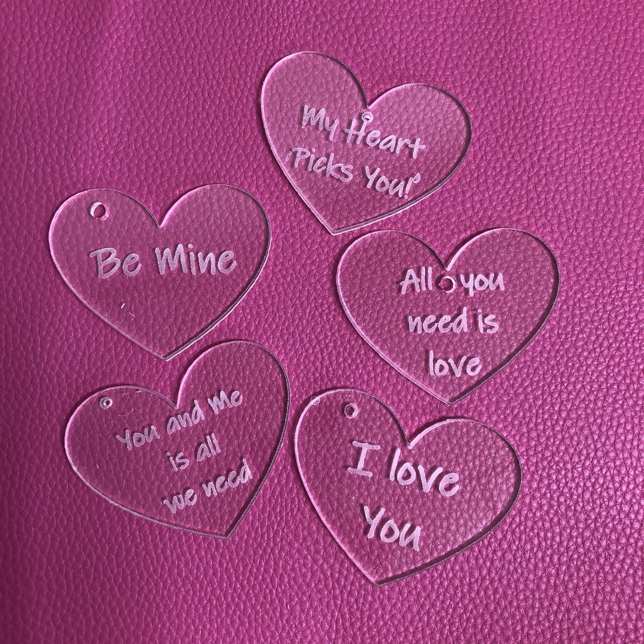 Davisyard Small Valentine Heart