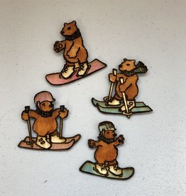 Small Bear Magnets
