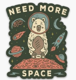 Loving WV Need More Space Sticker