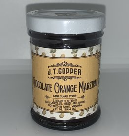 JTC Chocolate Orange Marzipan Cane Syrup