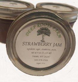 Deep Roots Farm Deep Roots Farm Strawberry Jelly