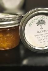 Deep Roots Farm Deep Roots Peach Jam