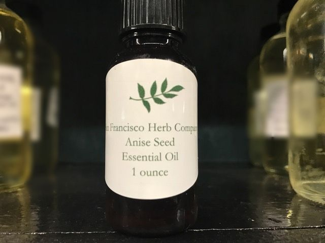 Smoke Camp Anise Seed Essential Oil