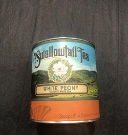 Swallowtail Tea White Peony