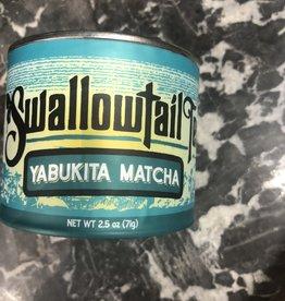 Swallowtail Tea Yabukita Matcha