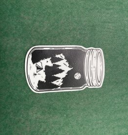 The Hippie's Daughter Moonshine Mountain Time Sticker