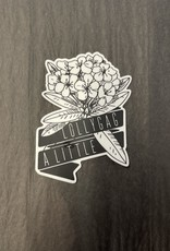 The Hippie's Daughter Lollygag Sticker
