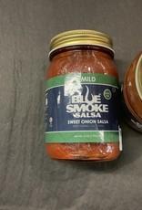 Blue Smoke - Mild Salsa