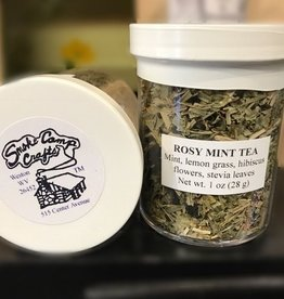 Smoke Camp Smokecamp Rose Mint Tea