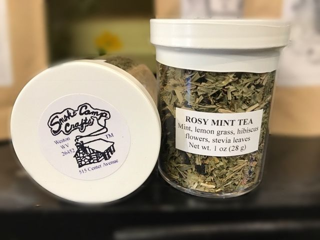 Smoke Camp Smokecamp Rose Mint Tea