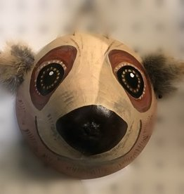 Maggi Rhudy Maggi Gourd Mask River Otter