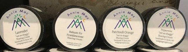 Annie Mac WG&S Annie Mac WG&S Shave Cream