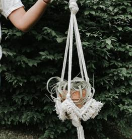 The Hippie's Daughter Blake Fringe Plant Hanger
